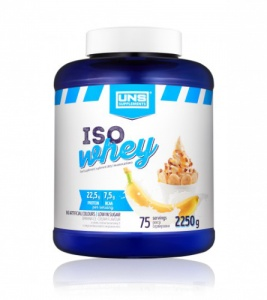 UNS Iso Whey 2250g