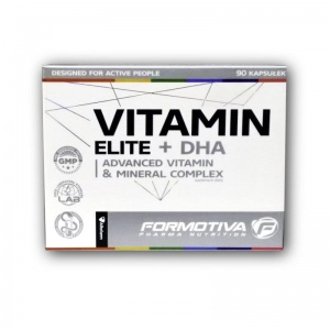 Formotiva Vitamin Elite + DHA 90caps