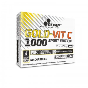 Olimp Gold Vit C 1000 Sport Edition 60caps