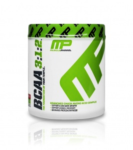 MusclePharm BCAA 3:1:2 - 180g - 215g