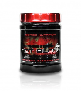 Scitec Hot Blood 300g