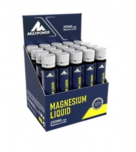Magnez MultiPower Magnesium Liquid 25ml
