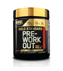 Optimum Nutrition Gold Standard Pre-Work Out 330g