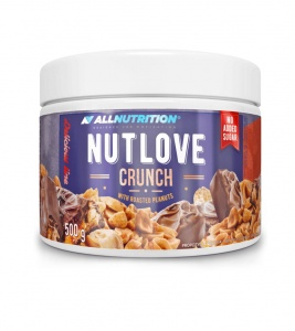 ALLNUTRITION NUTLOVE Crunch 500g