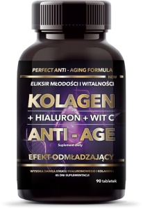Intenson Kolagen Anti Age 90 tabletek