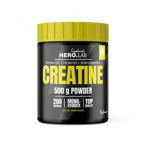 Hero Lab Creatine 500g