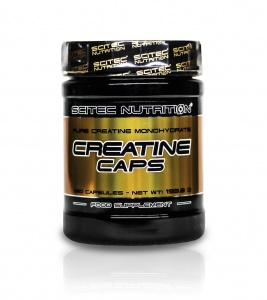 Scitec Nutrition Creatine Caps 250caps