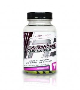 Trec L-Carnitine Green Tea 90 caps