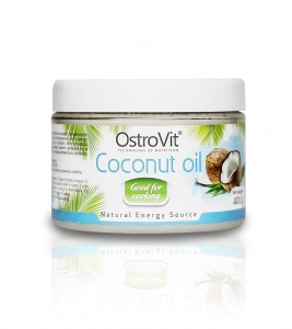 Ostrovit Coconut Oil 400ml