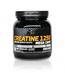 Olimp Creatine 1250 MegaCaps 400caps
