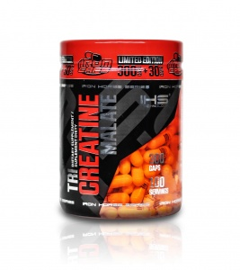 Iron Horse Tri Creatine Malate 300caps