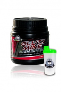 Trec Glutamine High Speed 250g + Shaker Gratis :)