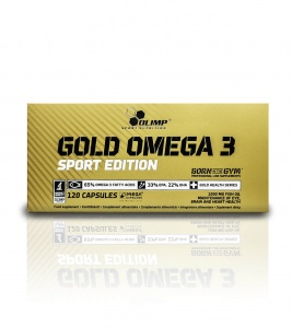 Olimp Gold Omega 3 Sport Edition 30caps (blister)