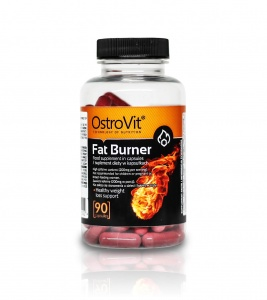 Ostrovit Fat Burner 90caps