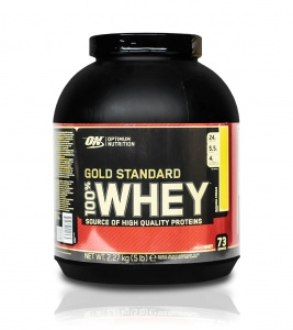 Białko Optimum Nutrition Gold Whey Standard 2270g