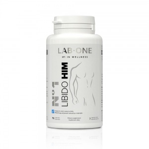 Lab One Libido HIM 90 kaps