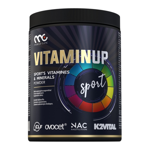 Muscle Clinic VitaminUp 300g