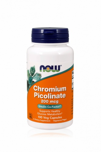 1. Now Foods Chromium Picolinate 200mcg 100 vege caps.png