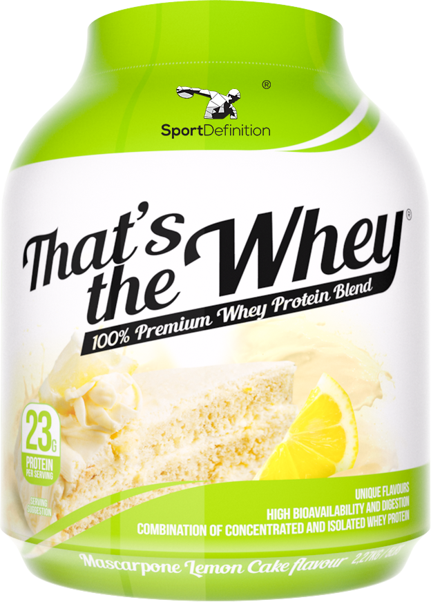 Sport Definition That's the Whey 2270g