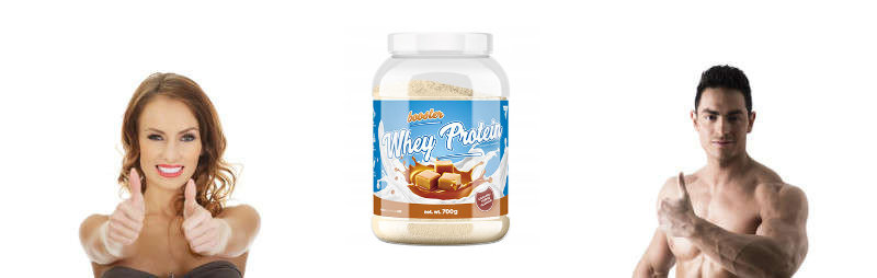 Kup Teraz Trec Nutrition Booster Whey 700g