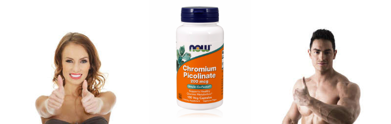 Kup Teraz Now Foods Chromium Picolinate 100 vege caps