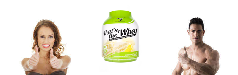 Kup Teraz That's The Whey 2270g
