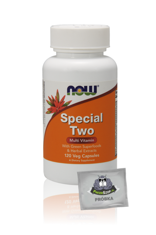 Now Foods Special Two 120veg caps