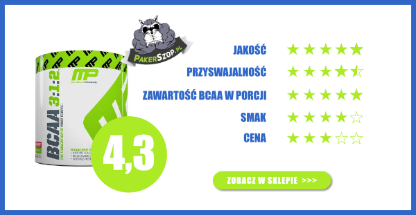 Rankinf BCAA, MusclePharm BCAA 3-1-2