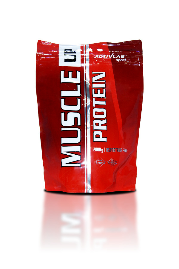Opakowanie ActivLab Muscle Up Protein